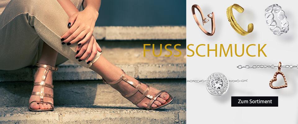 Fussschmuck Online Shop